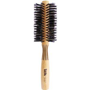 Round bristle brush